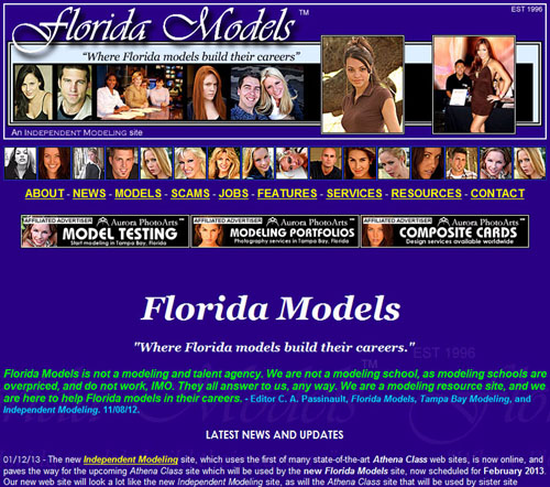 After a long wait, it is almost here! The new Athena Class Florida Models site is due online in June, 2014!